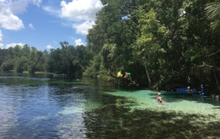 Rainbow River Florida