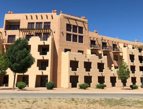Hilton Santa Fe Buffalo Thunder – Over Priced!