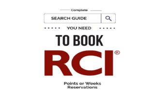 RCI Reservation