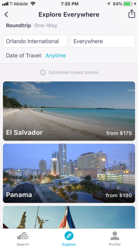 Free Travel Apps