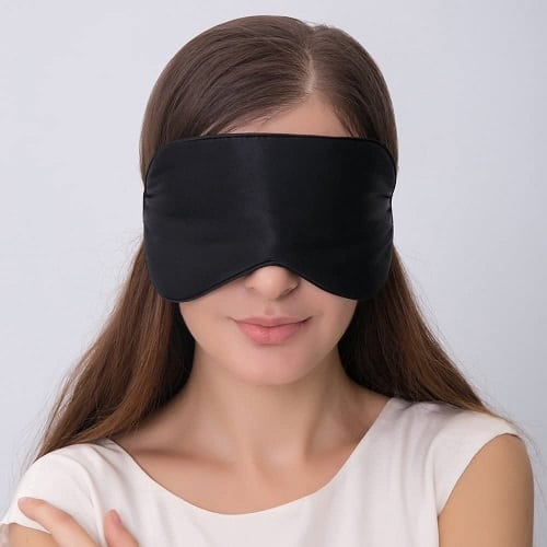 Natural Silk Sleep Mask