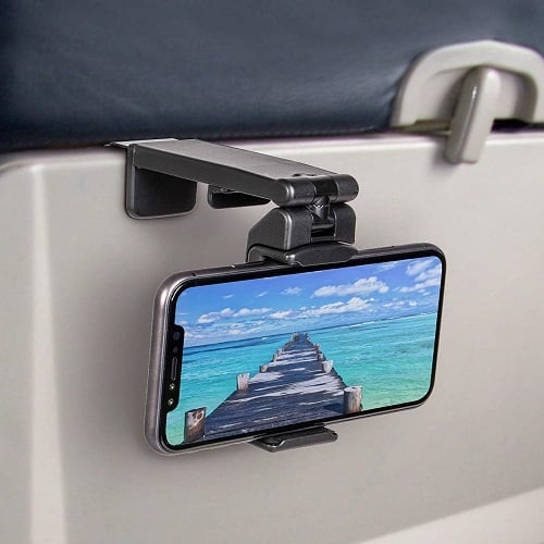 Airplane in Flight Phone Mount