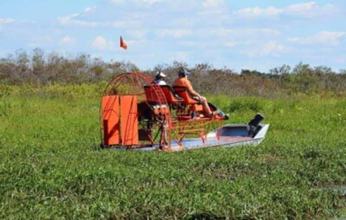 Best Airboat Rides Near Orlando