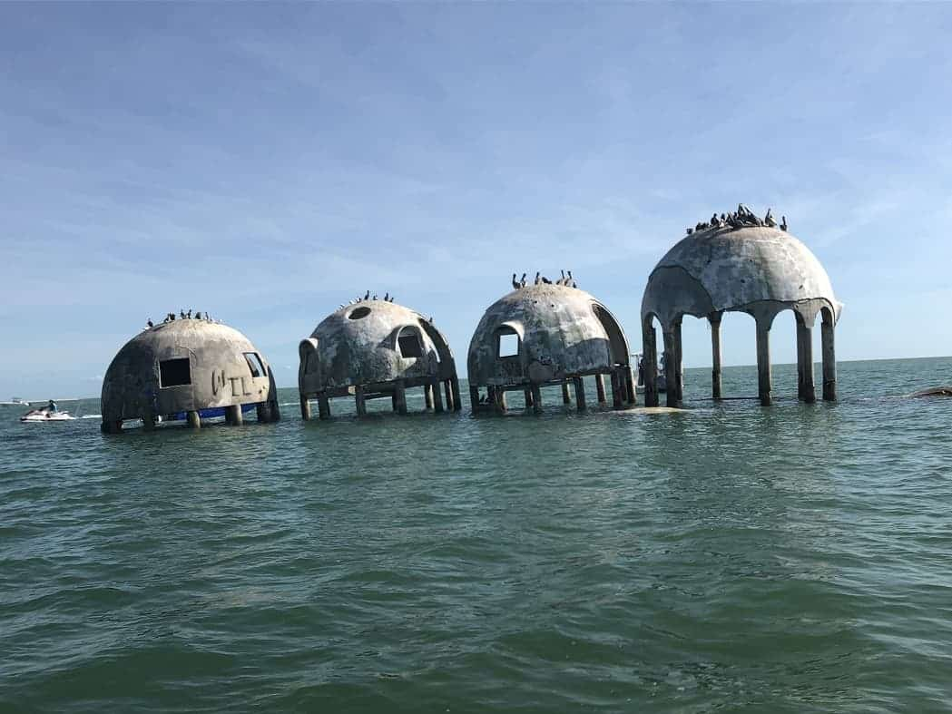 Cape Romano Dome House – Marco Island Florida • Brit on the