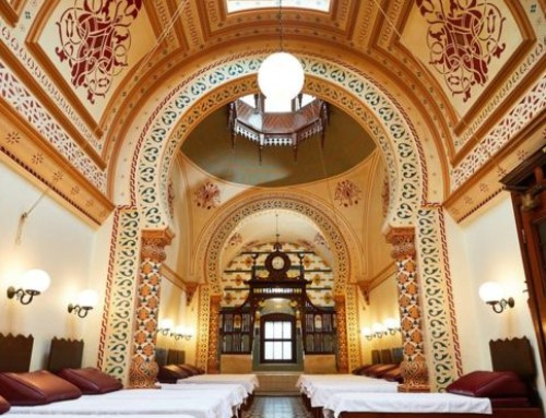 Britain – Harrogate Victorian Turkish Baths