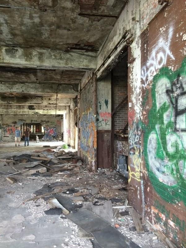 Detroit Buildings