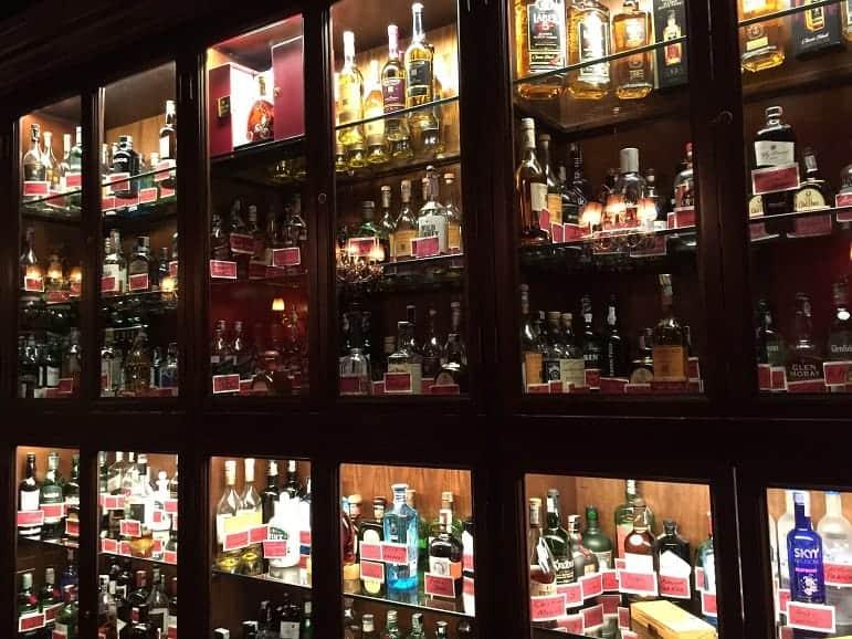 bars in bogota