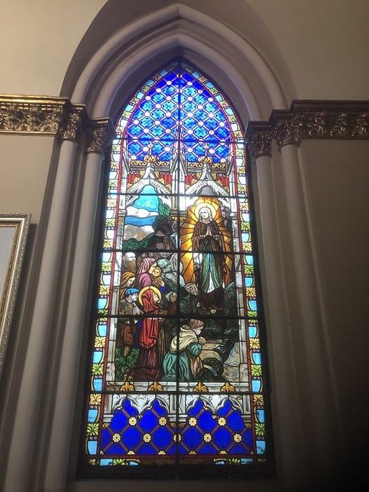 Bogota Colombia Basilica de Nuestra Senora de Lourdes