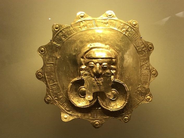 Bogota Colombia Museum