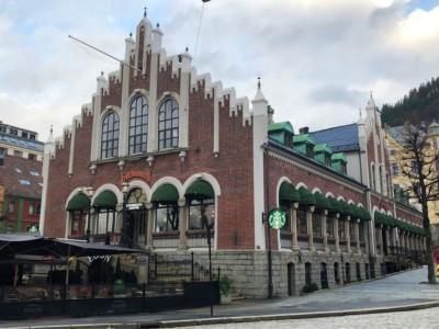 Starbucks Bergen Norway