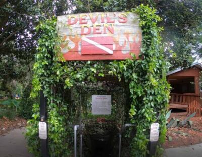 Devil's Den Prehistoric Spring