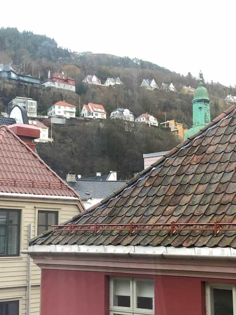 Magic Hotel Korskirken Bergen Norway