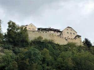 Liechtenstein Castles