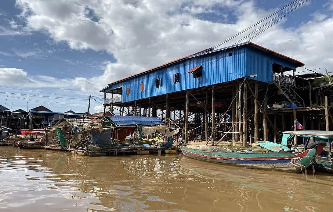Floating Village Siem Reap 2