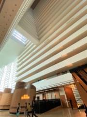 Marina Bay Sands Lobby