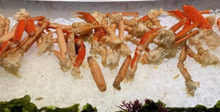 Marina Bay Sands Rise Restaurant