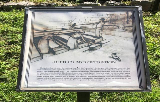 Yule Sugar Mill Ruins Historic State Park.