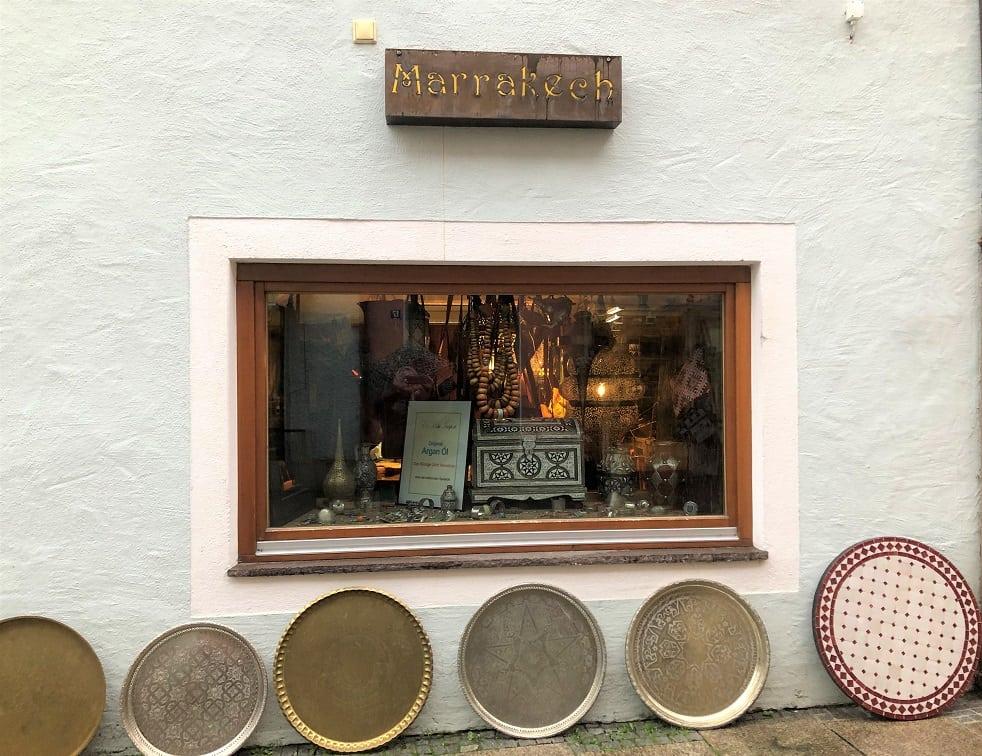 Marrakesh Fussen