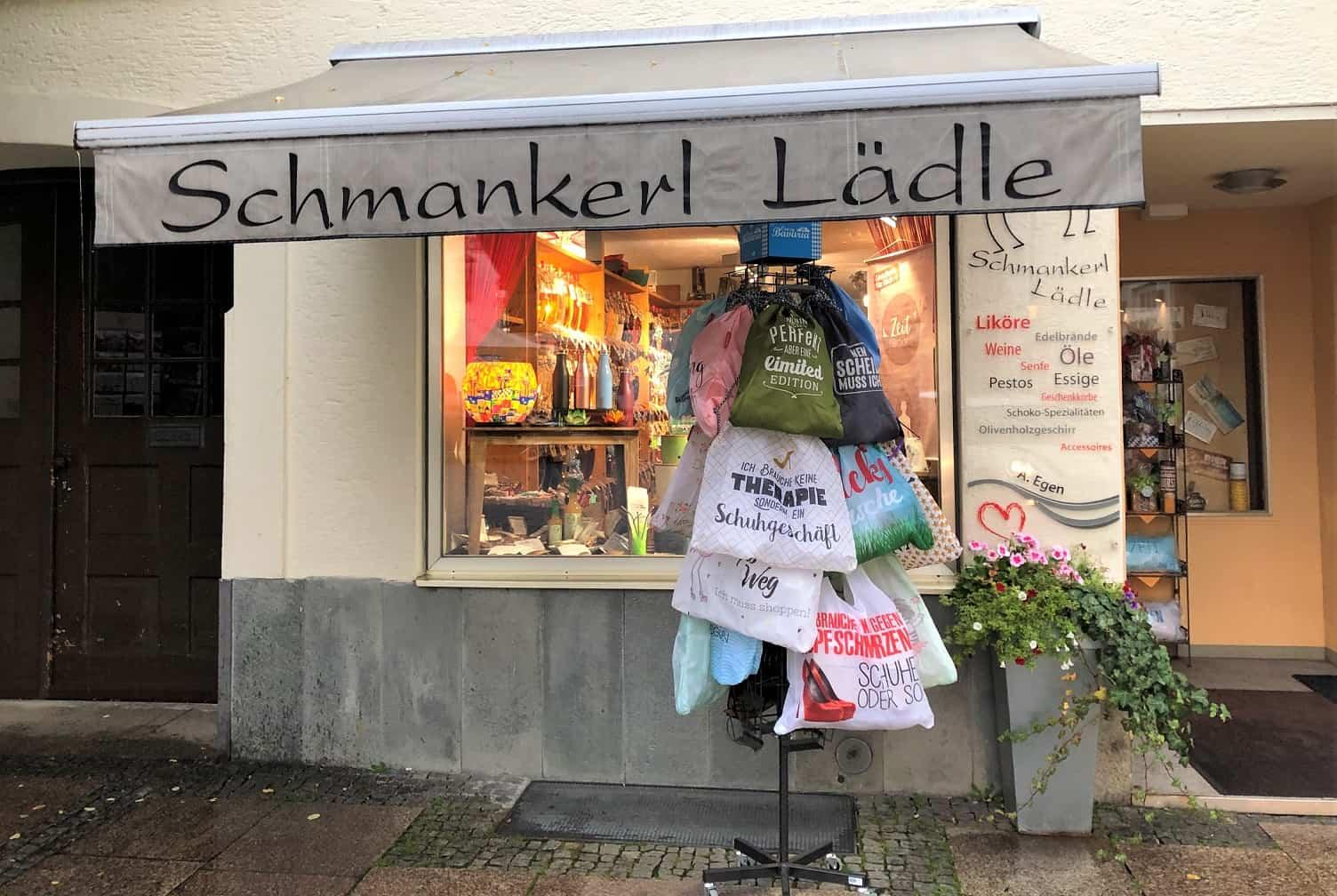 Schmankerl Lädle Füssen