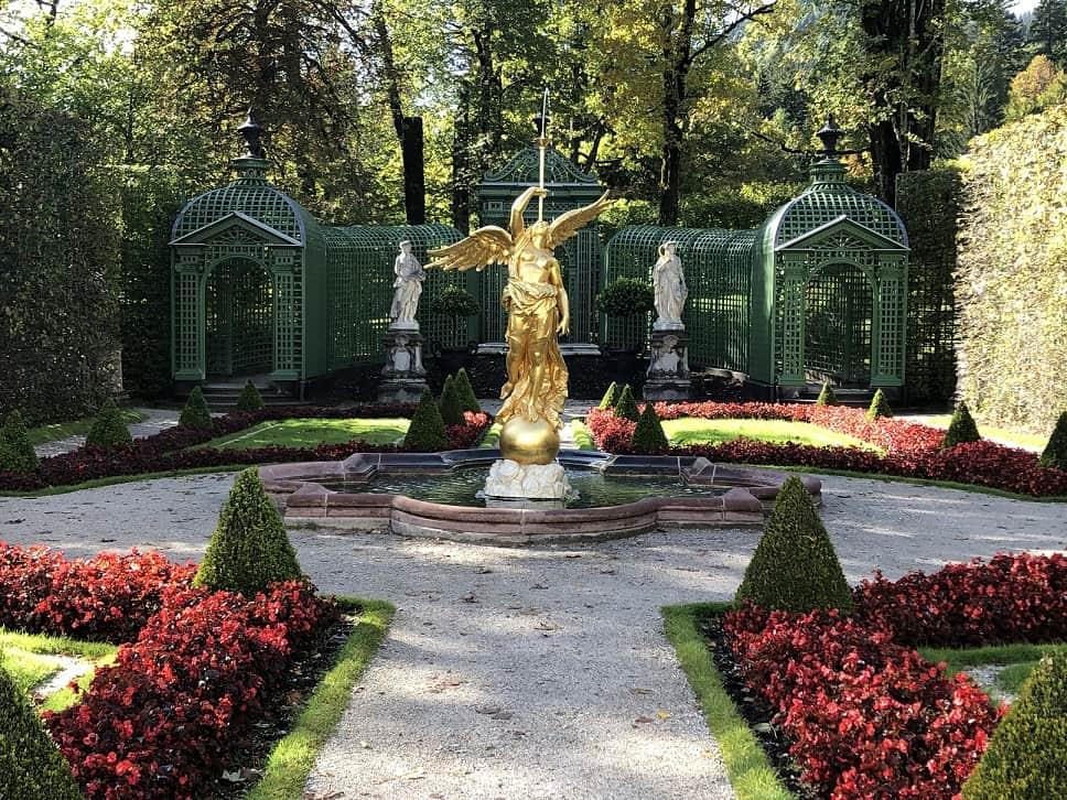 Linderhof Palace Gardens