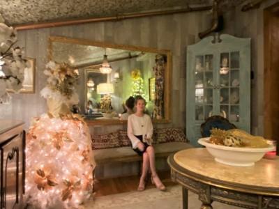 The Angus Barn Bathroom