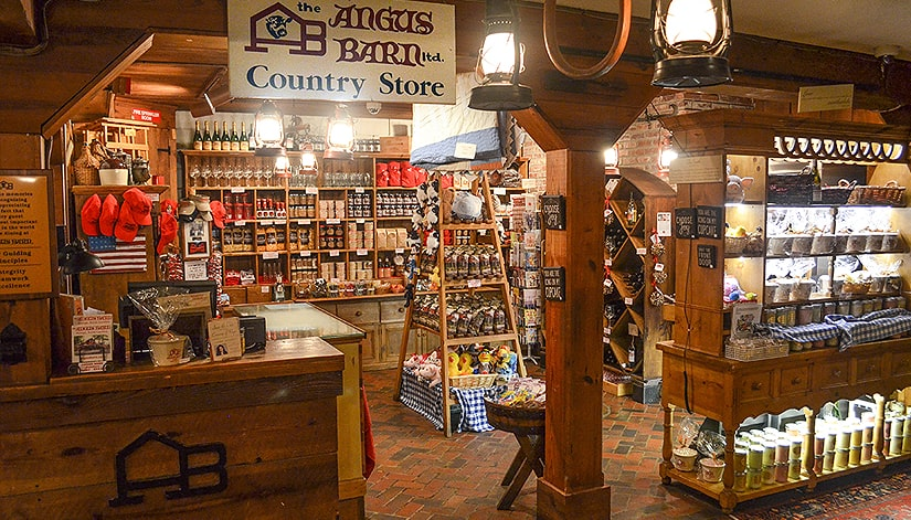 The Angus Barn Country Store
