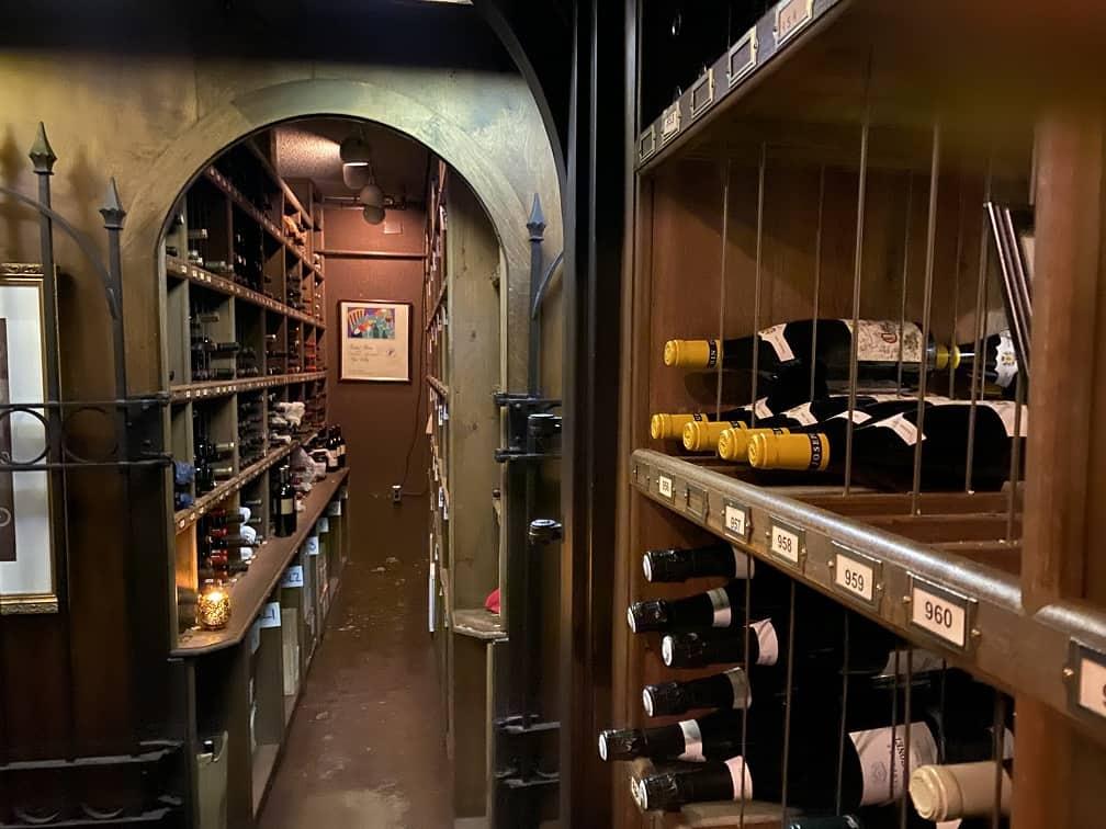 The Angus Barn Wine Tour