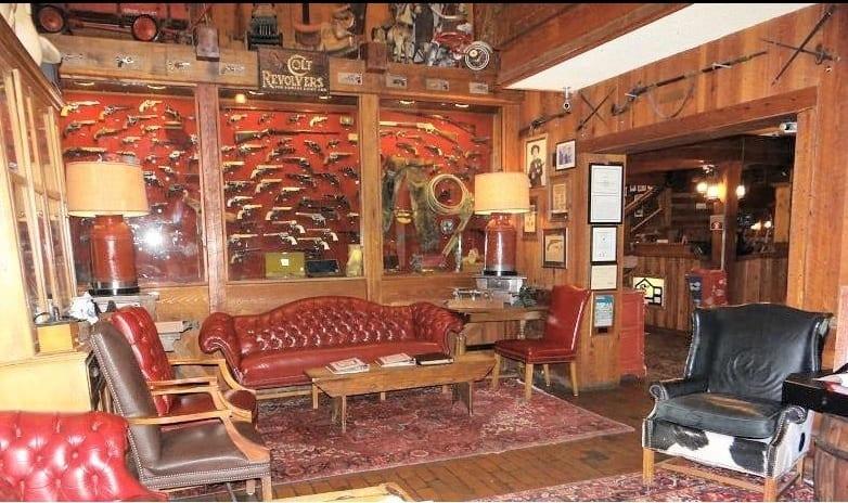 The Angus Barn Gun Collection