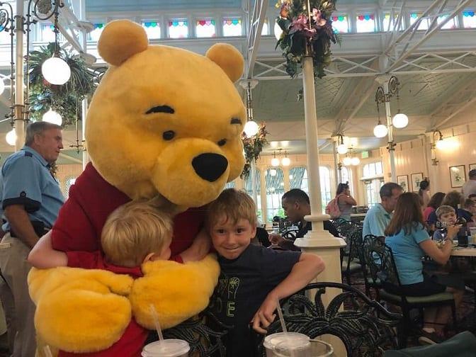 Winnie The Pooh Ride