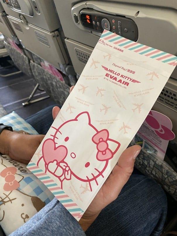 Hello Kitty Flight