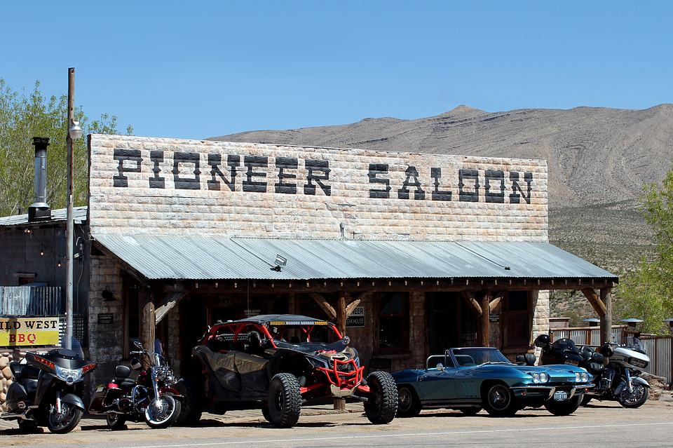 Pioneer Saloon Nevada