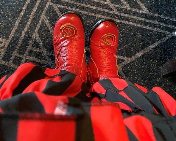Gasparilla Boots