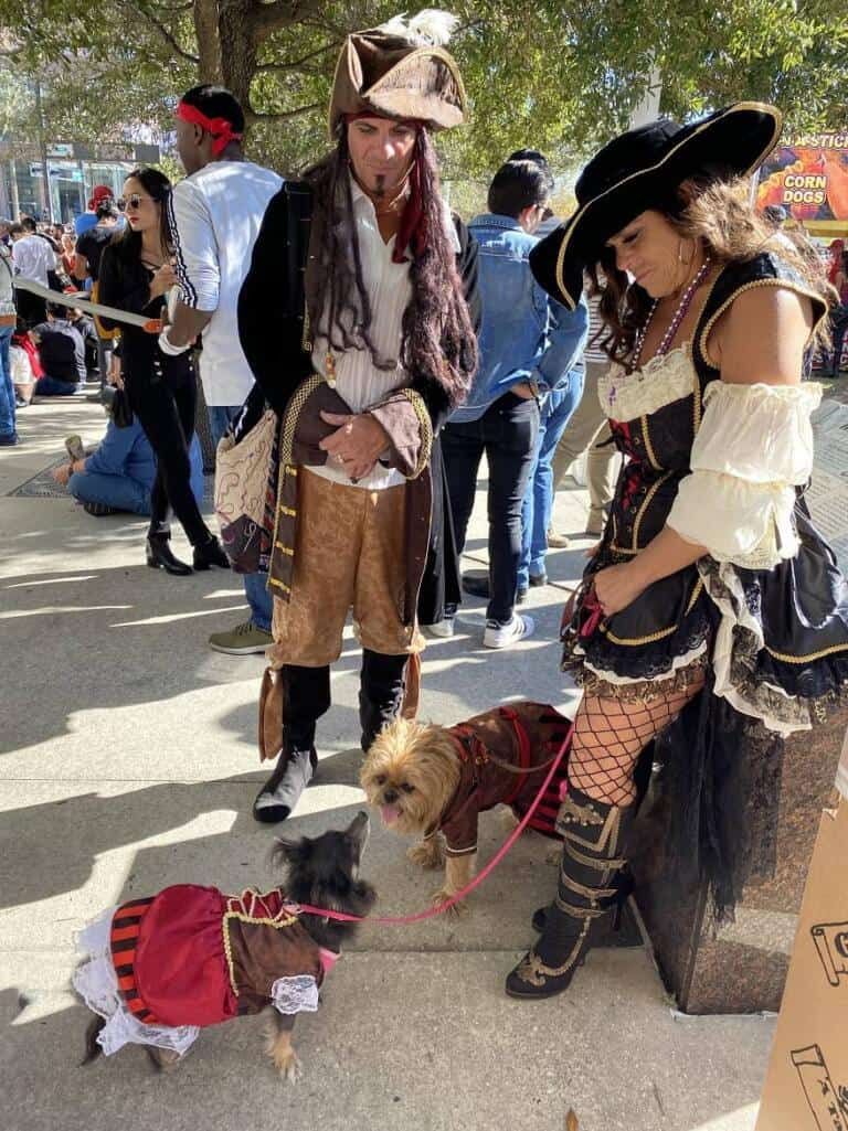 Gasparilla Costumes