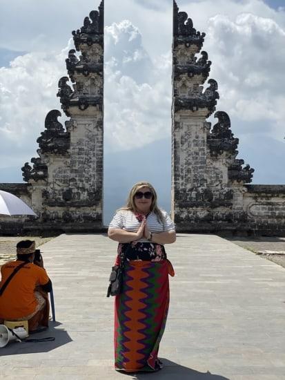 Gates of Bali Heaven