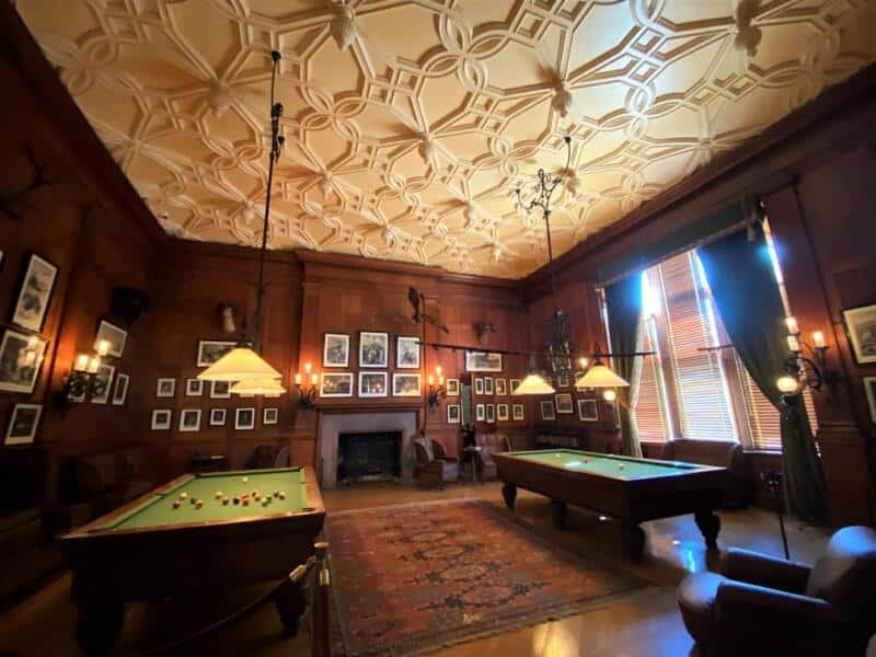Biltmore Billiard Room