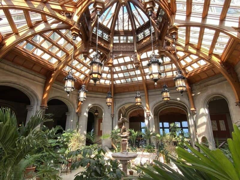Biltmore Winter Garden