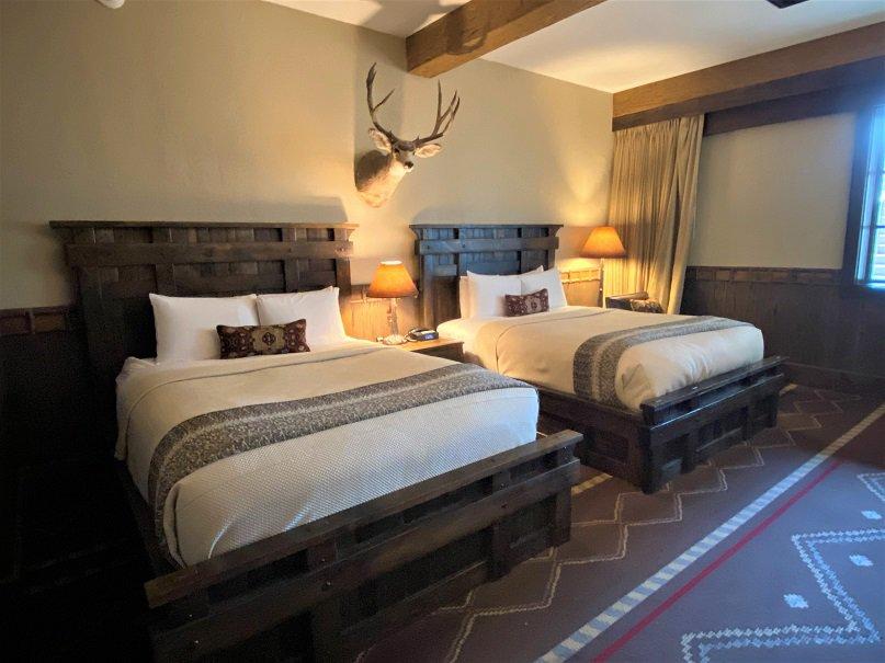 Big Cypress Lodge Beds