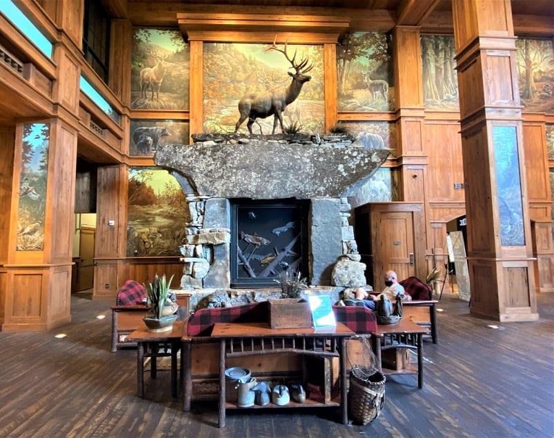 Big Cyprus Lodge Enterance