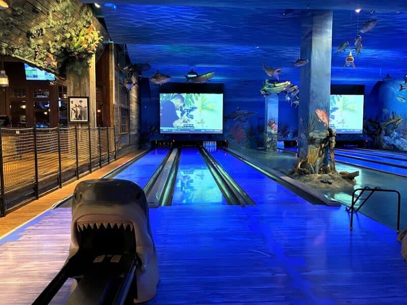 Fishbowl Bowling