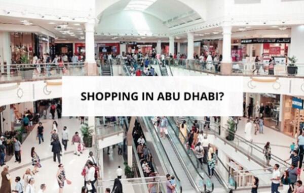 Shopping in Abu Dhabi