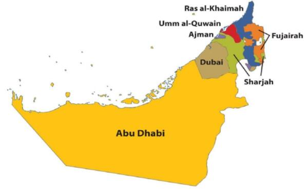 The Seven Emirates