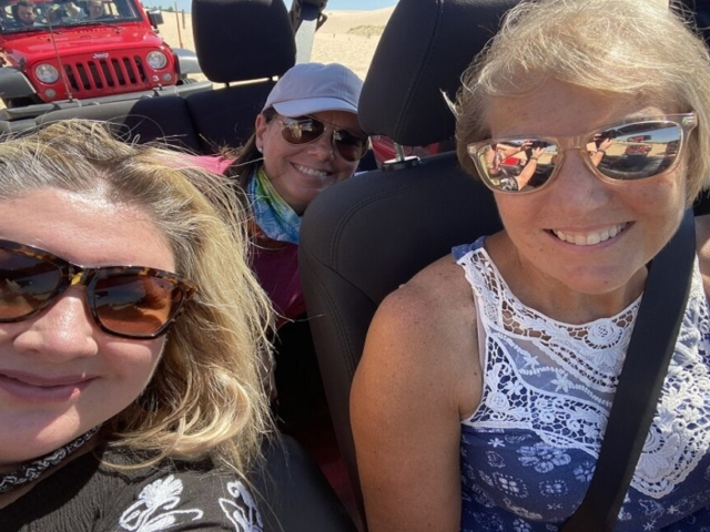 silver lake sand dunes jeep rides