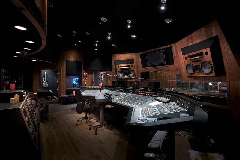 Studio B At Paisley Park