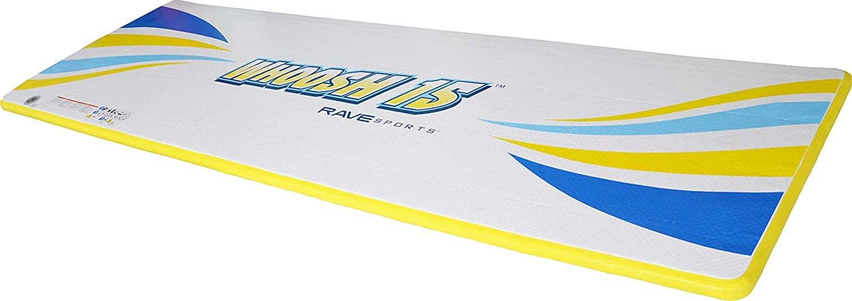 RAVE Sports 02828 Whoosh 15' Water Mat-White
