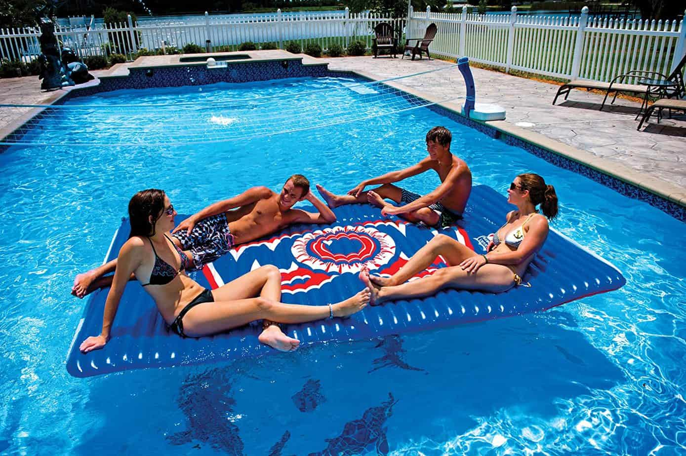 Wow World of Watersports Inflatable Floating Water Walkway