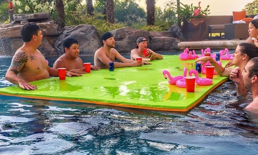 floating water mats 2