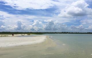 Disappearing Island Florida