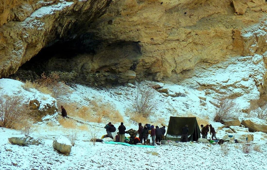 Tibb Cave
