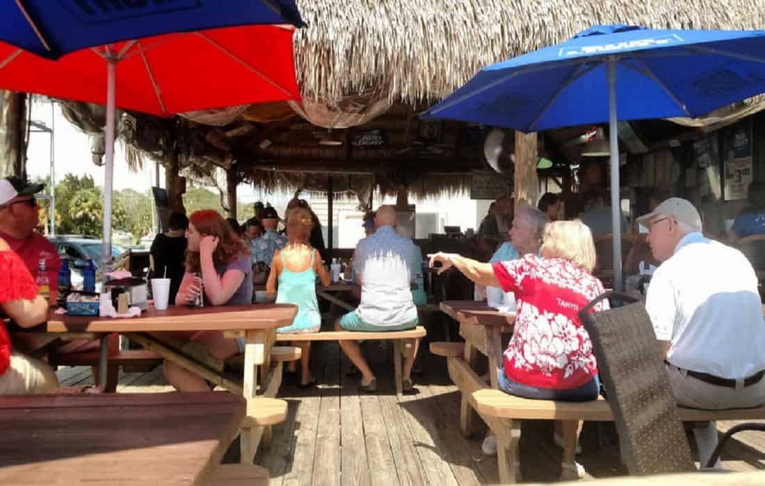 Hernando Beach Tropical Grille