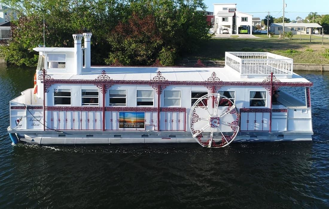 Island Rose Diner Cruise